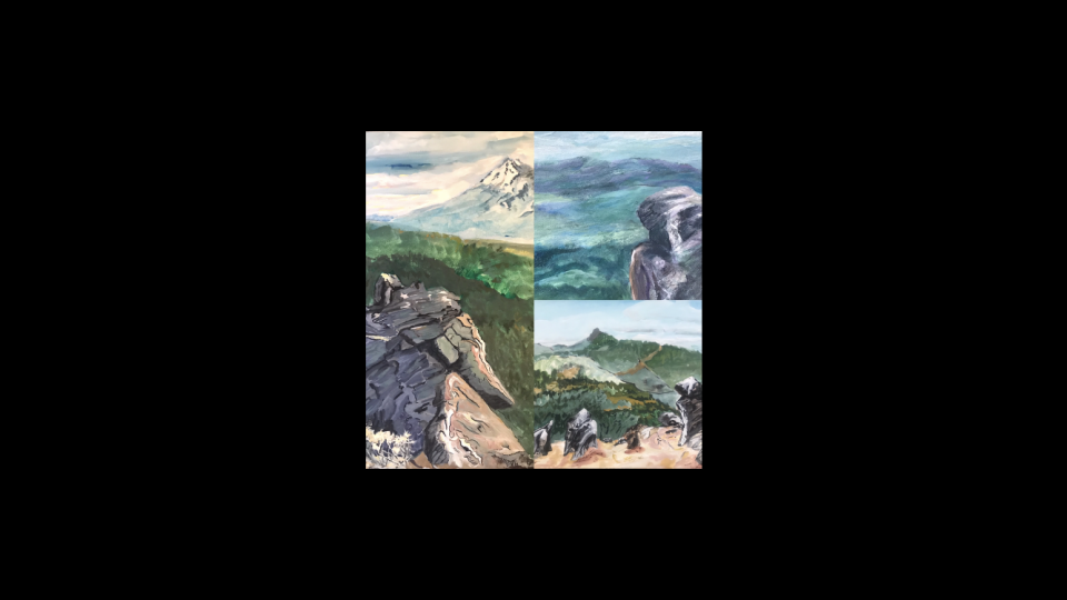 """Art Opening """"Land That I Love"""" celebrates the Cascade-Siskiyou Monument through the eyes of Ten Artists"""