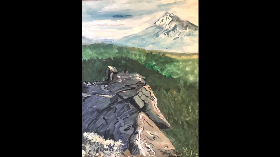 Cascade-Siskiyou Monument Exhibition at Project Space Gallery Talent Oregon