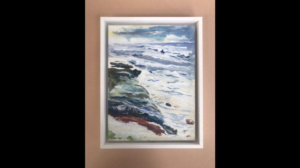 Oregon Coast Online Invitational Exhibition - Newport Art Gallery and Center May through September 2020