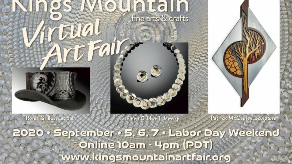 Kings Mountain Art Fair 2020
