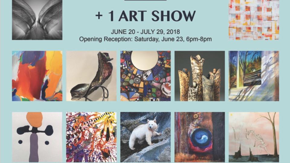 +1 Art Show