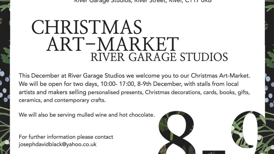 Christmas Art - Market