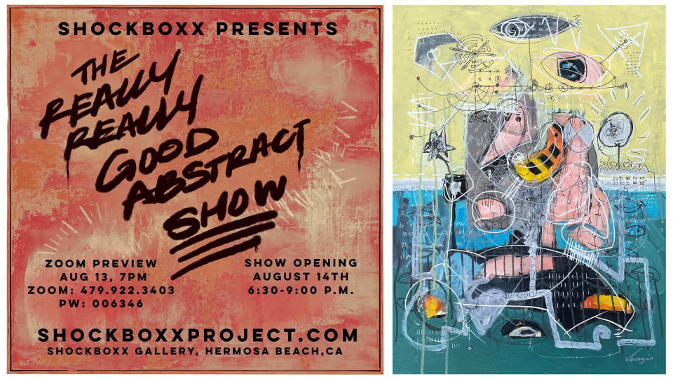 The Really, Really Good Abstract Show