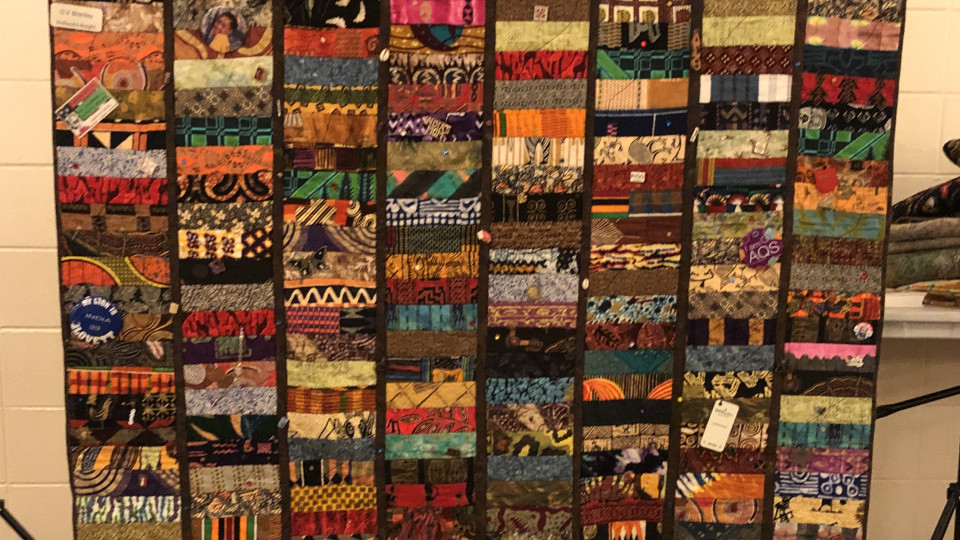 A Night With the Etowah Valley Quilt Guild