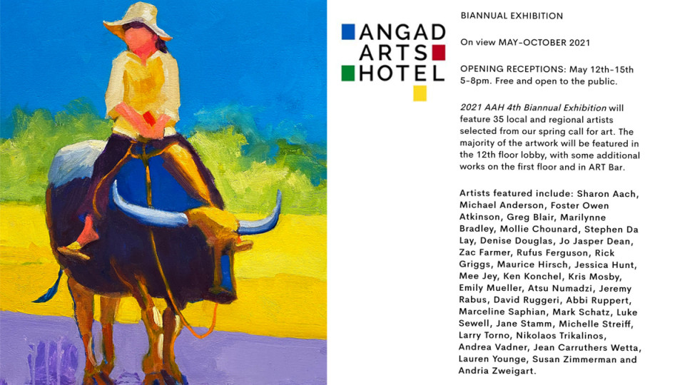 Angad Arts Hotel 4th Biannual Exhibition