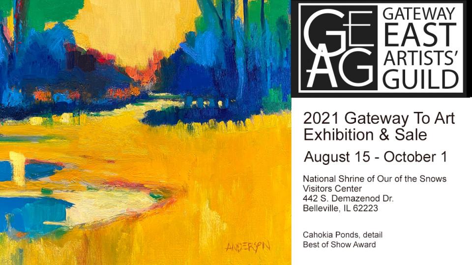 Gateway To Art 2021 Exhibition & Sale