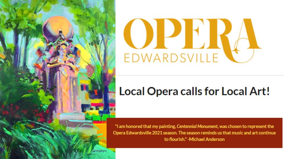 Local Opera Calls For Local Art!