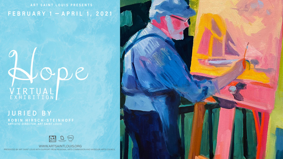 Hope, A Virtual Exhibition February 1 - April 1, 2021