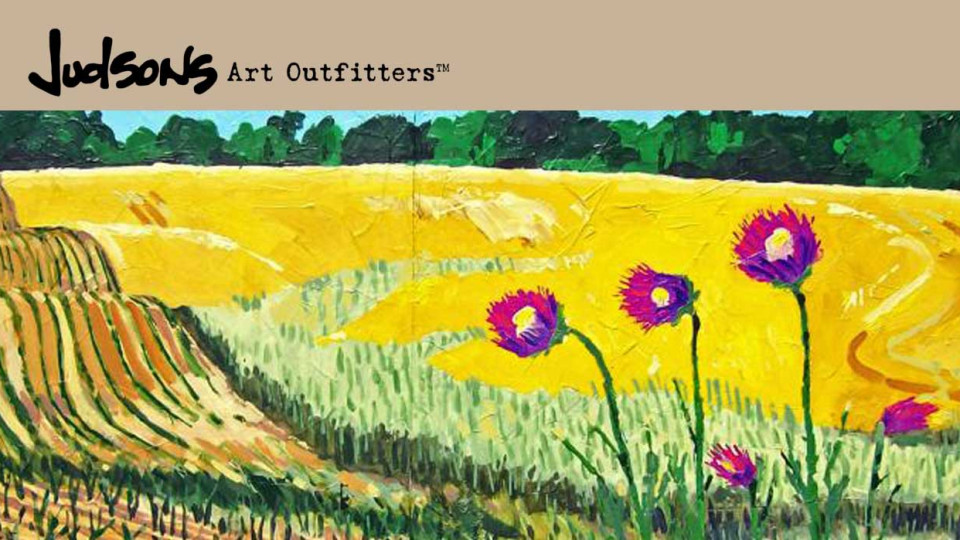 Judson's Outfitters Plein Air Journal