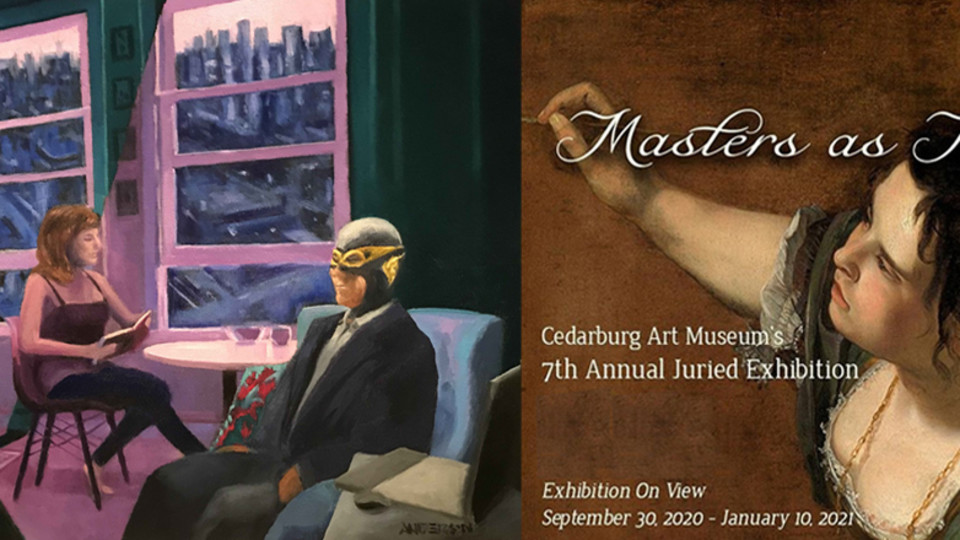 Now Showing: Masters As Muses, Cedarburg Art Museum
