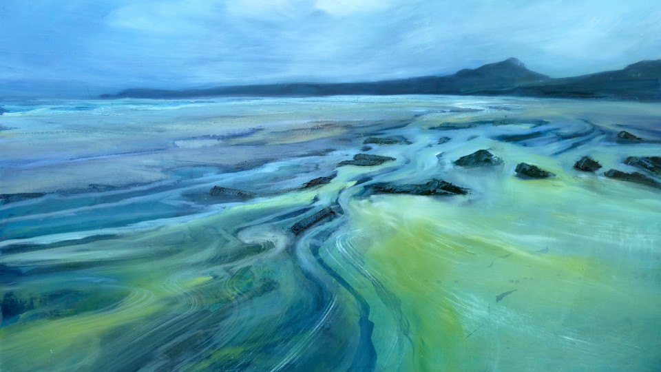 'Blurring Time and Tide'