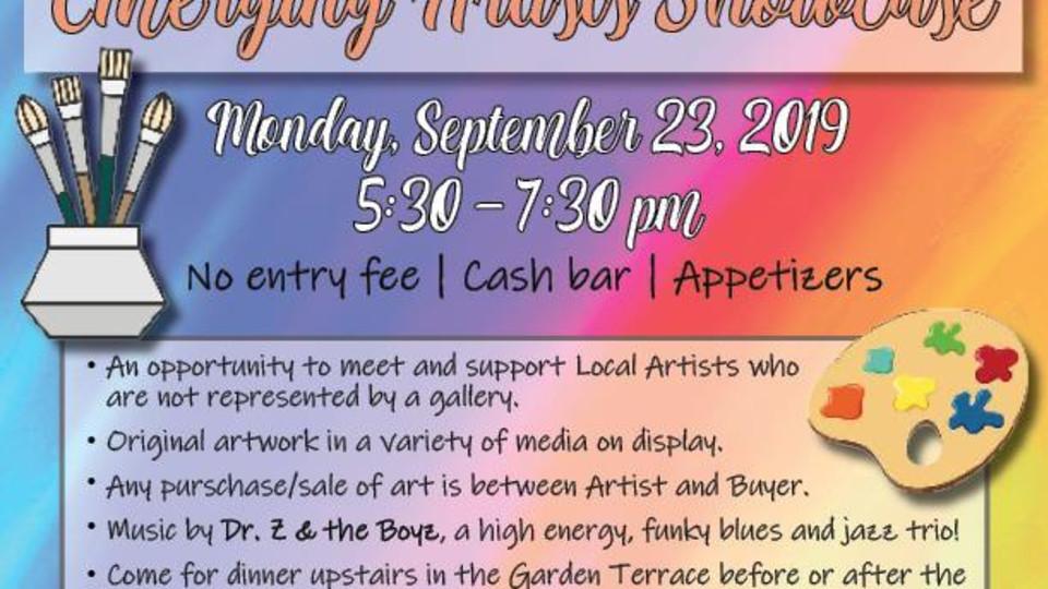 Pinebrook Emerging Artists Showcase