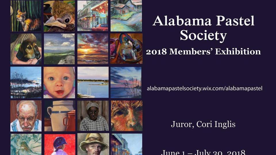 Alabama Pastel Society Member's Show