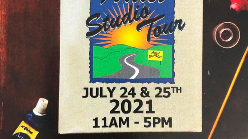 Open Studio - July 24 and 25th