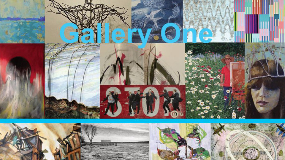 The Artists of Gallery One and Friends at Guilford Art Center