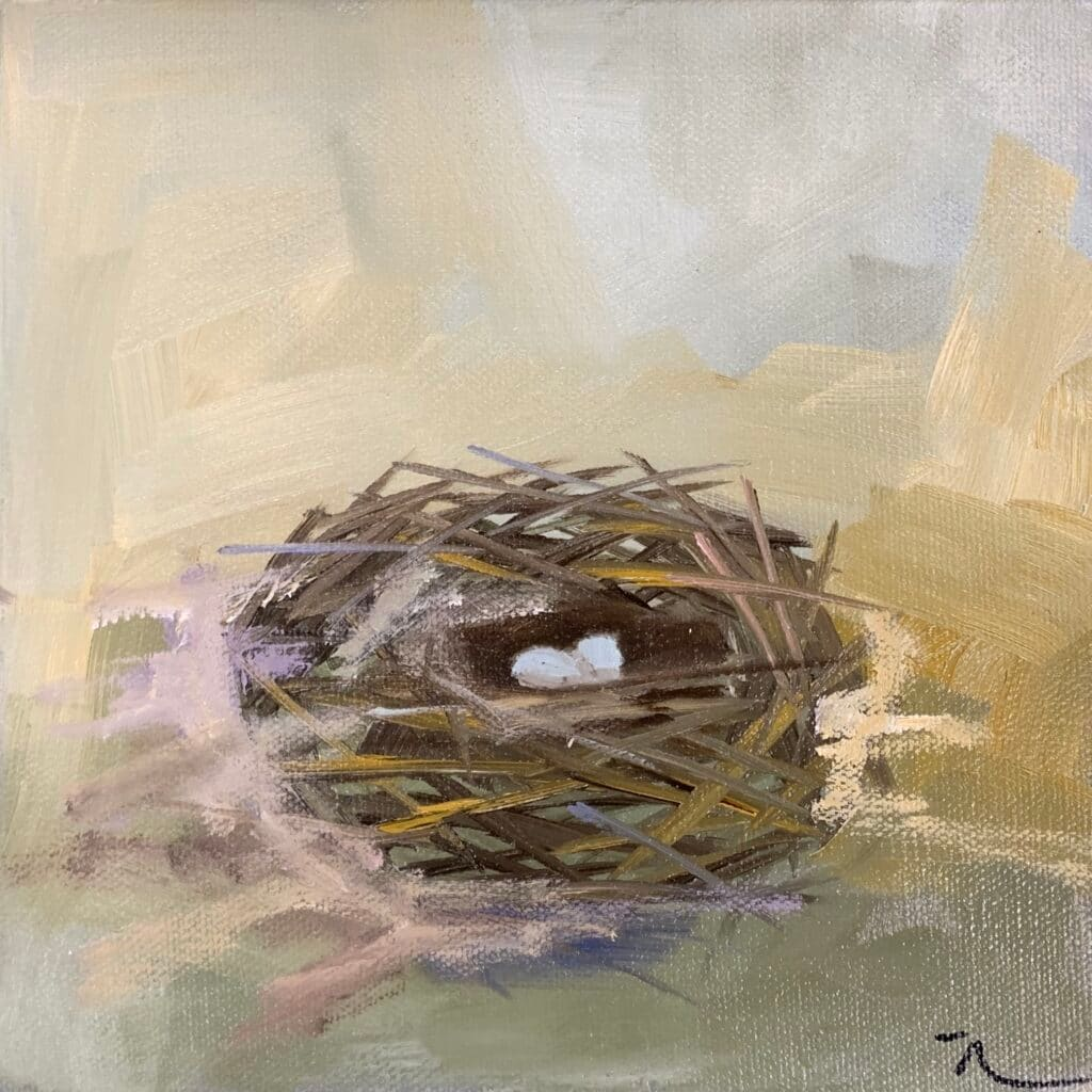 Bird's Nest 3 by Nancy Armstrong