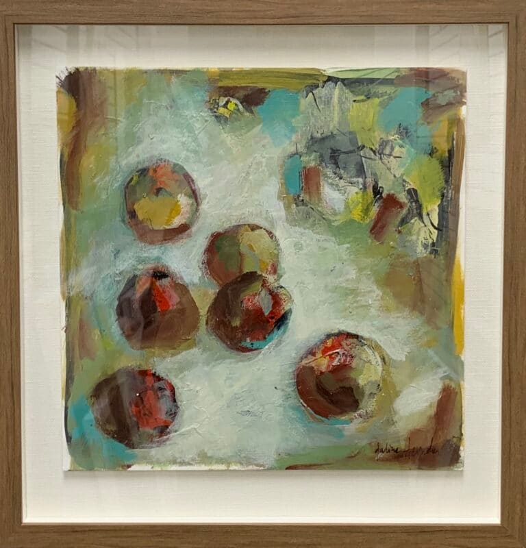 Apples by Galina Herndon