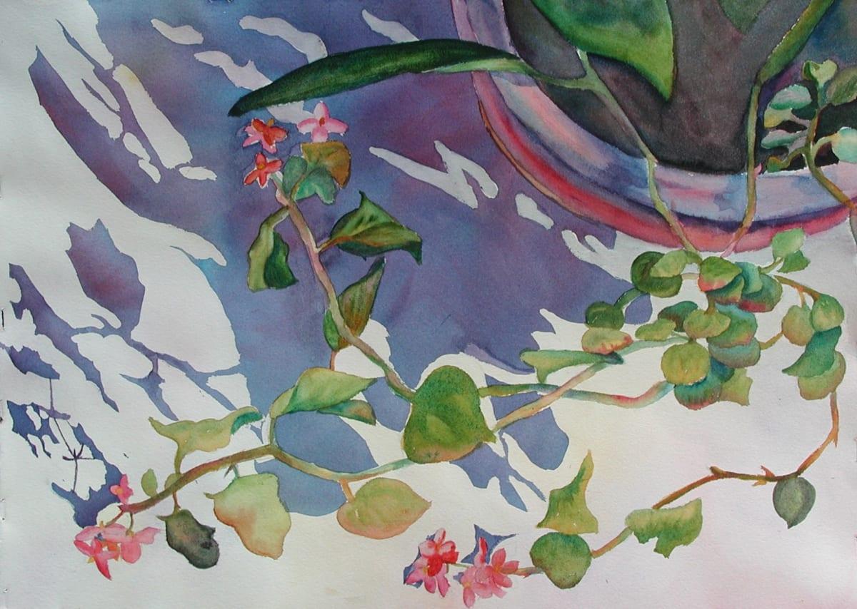 Floral Curves by April Rimpo