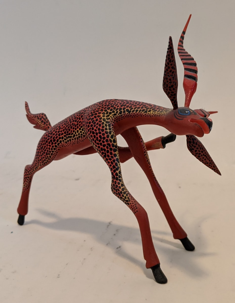 Antelope* by Mexican Folk Art Milagros