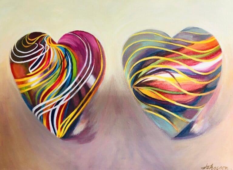 Hearts in Tune by Nancy Johnson