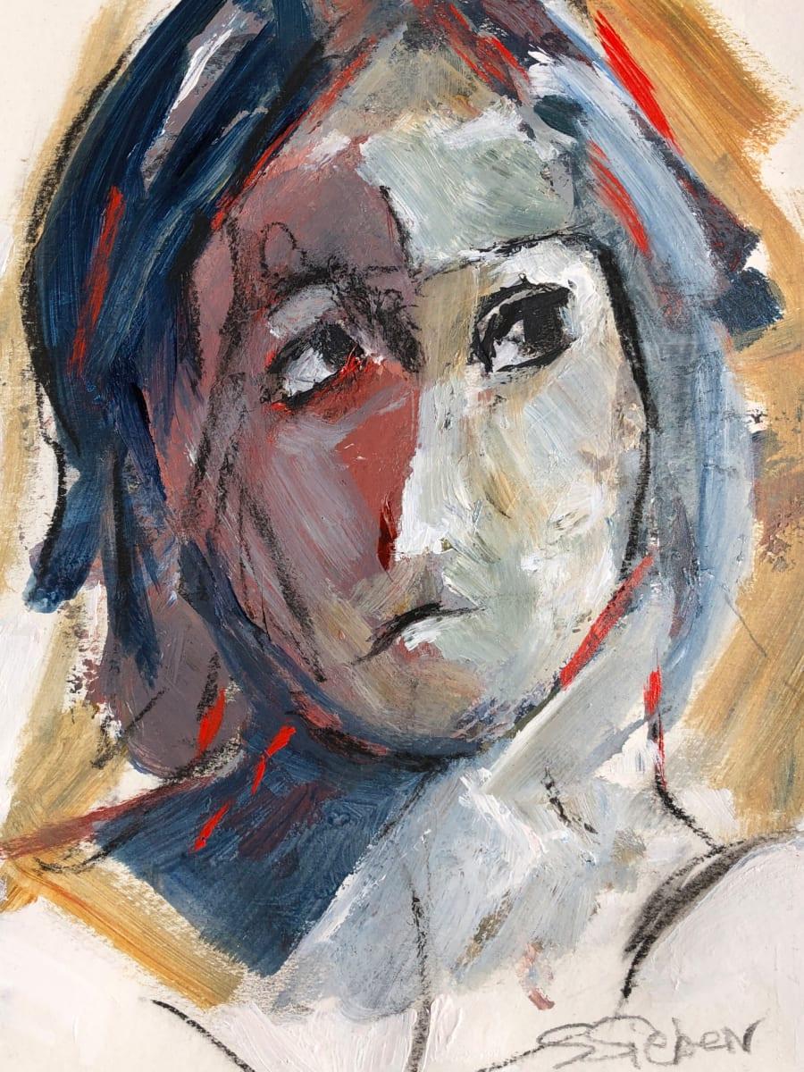 Unconvinced! by sharon sieben
