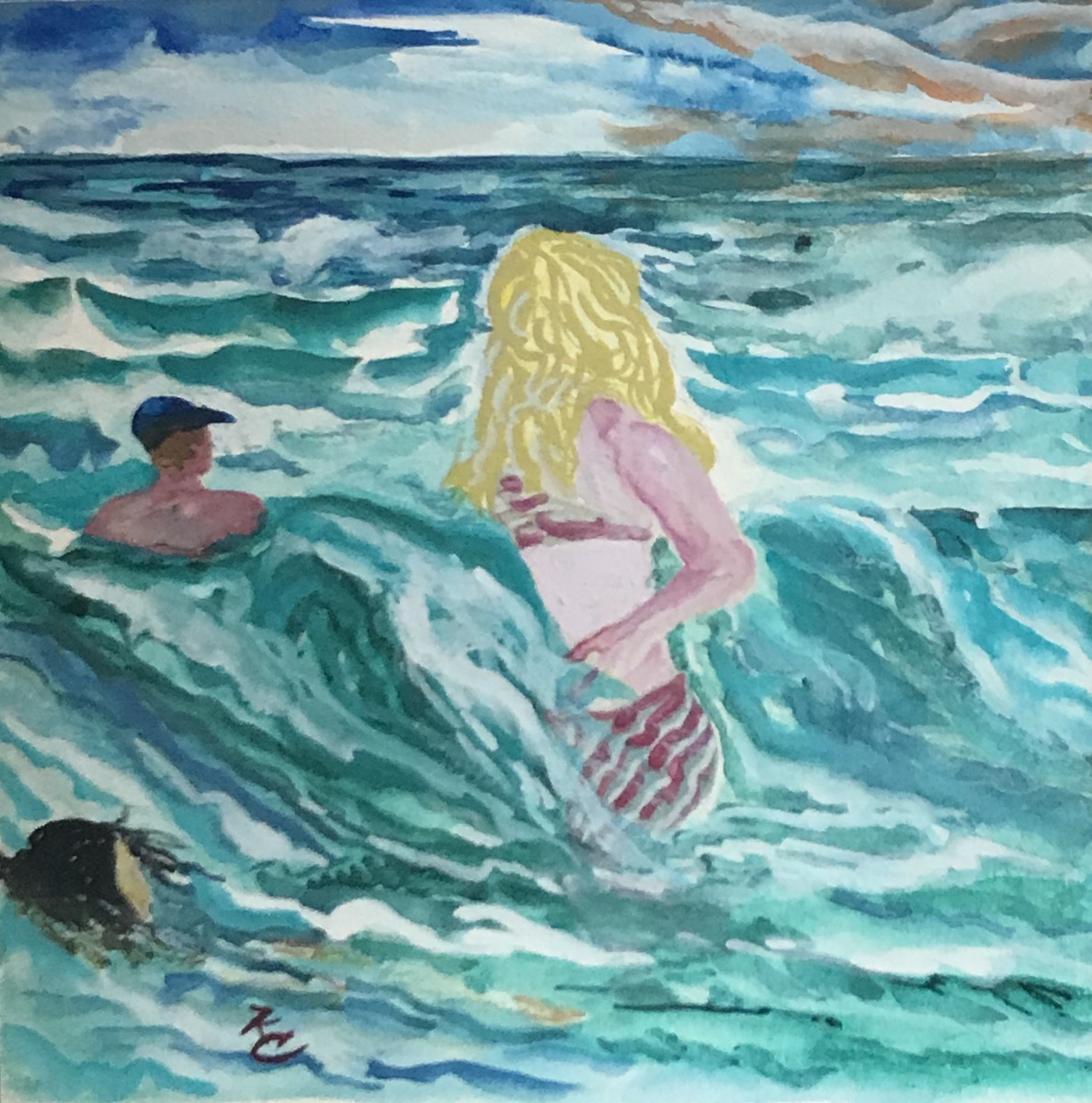 270 - The Pleasure of Aquamarine