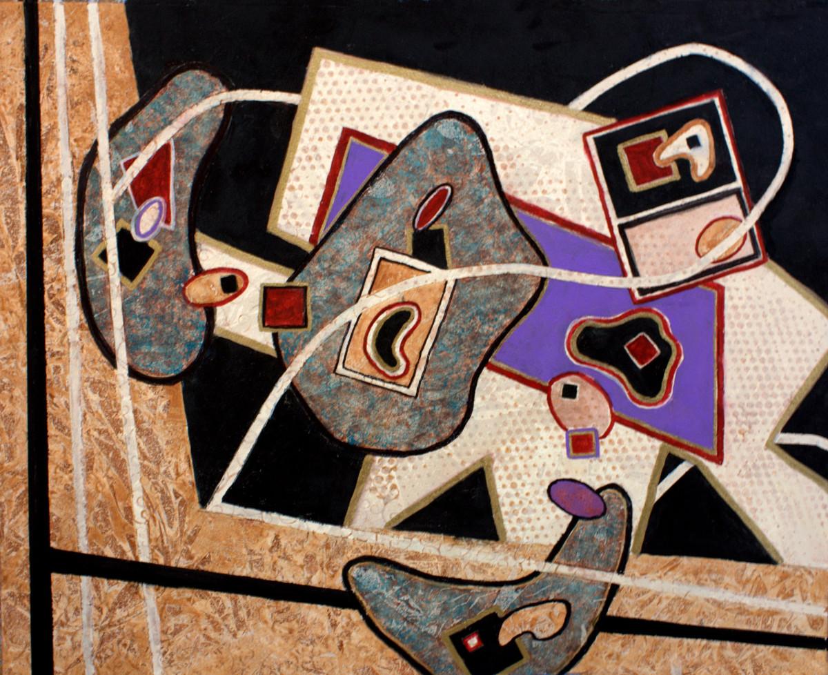 """All That Jazz by Mari O'Brien"