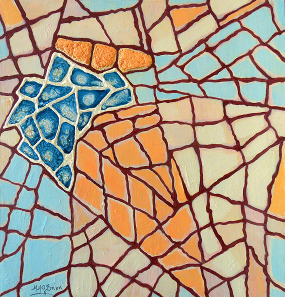 Finding Beauty in Parched Earth by Mari O'Brien