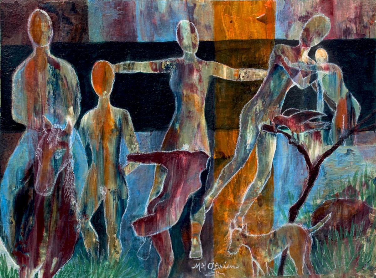 Ghosts in My Machine by Mari O'Brien