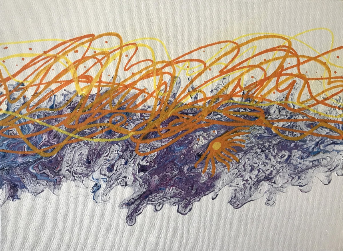 """Orange Crush"" by Mari O'Brien"