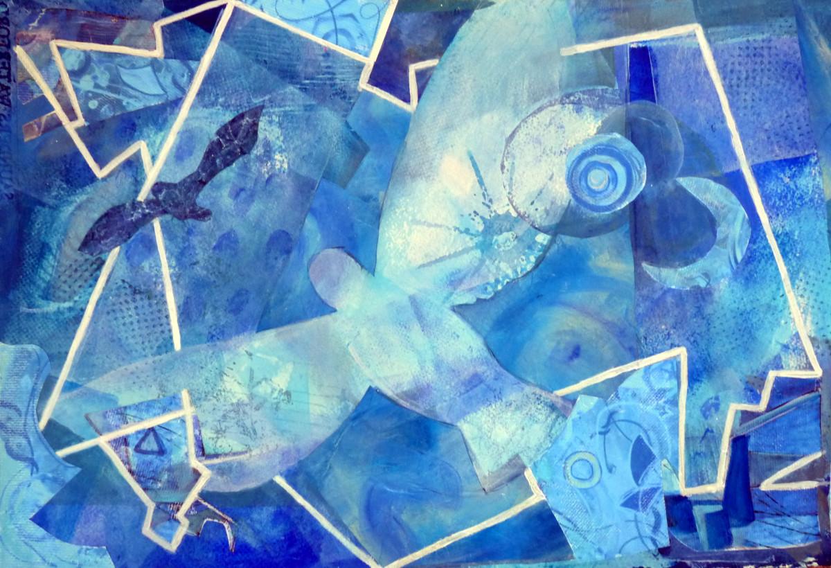 Spiritus Mundi by Mari O'Brien