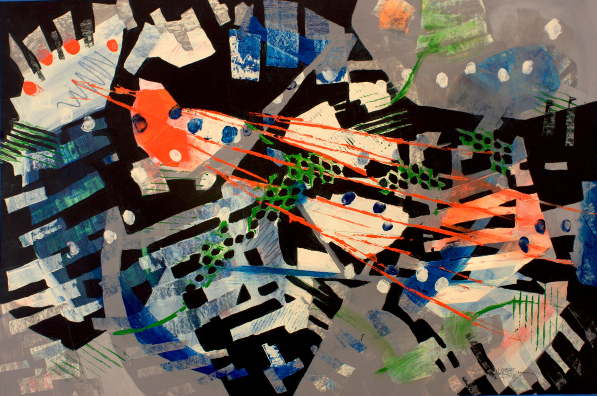 My Piano Fingers: Arpeggio by Mari O'Brien