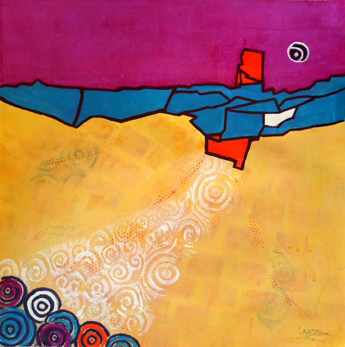 Walk with Me by Mari O'Brien