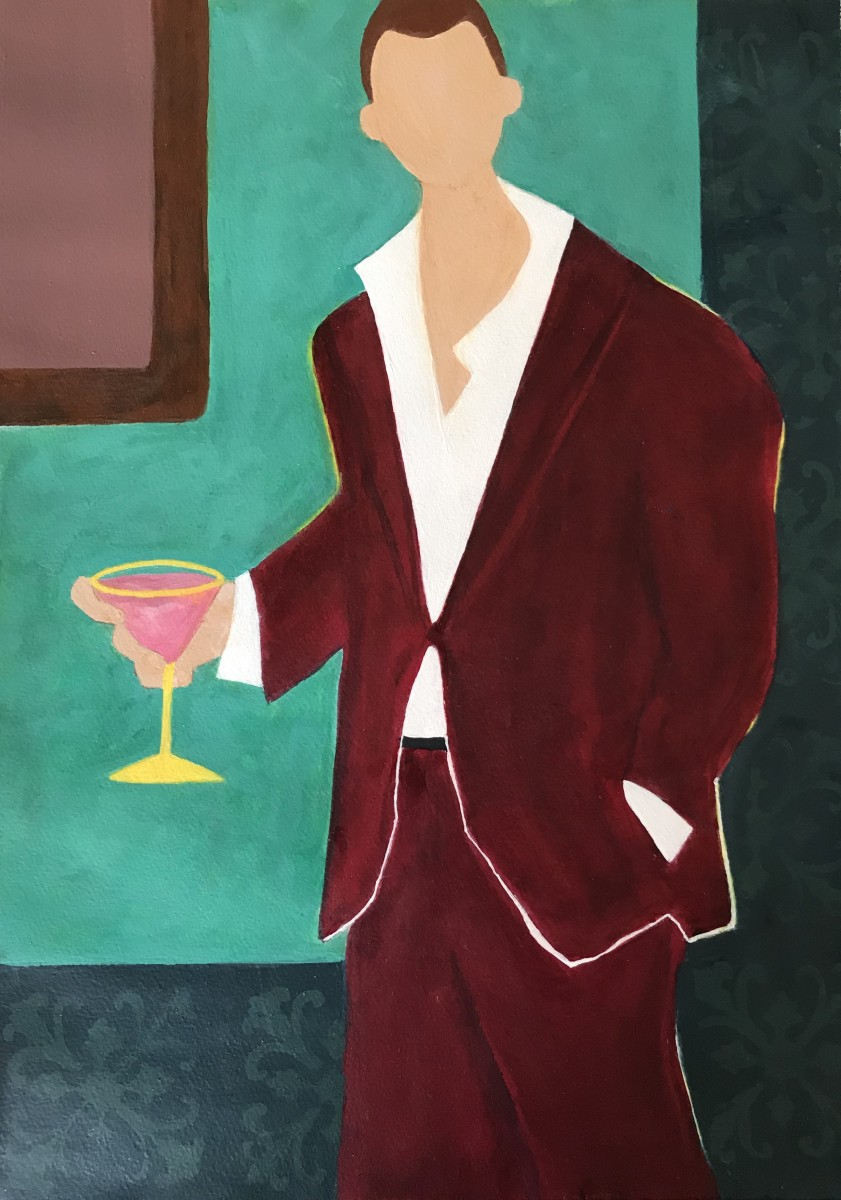 """""""The Suit"""" by Mari O'Brien"""