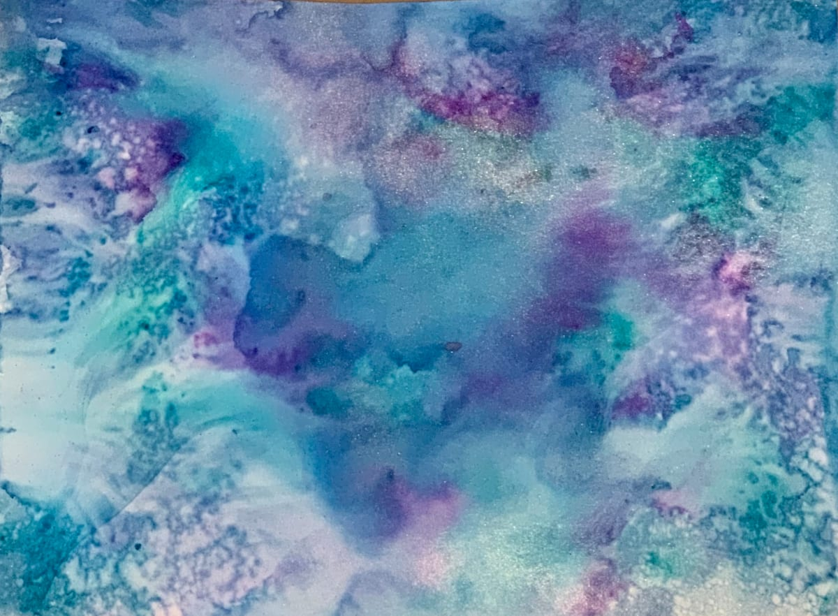 Blue Skies by Susi Schuele