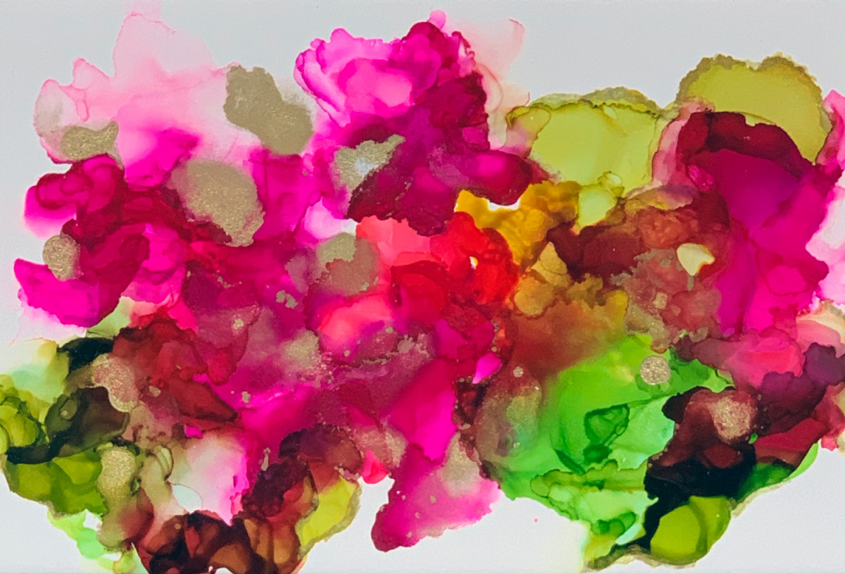 Rose Garden by Susi Schuele