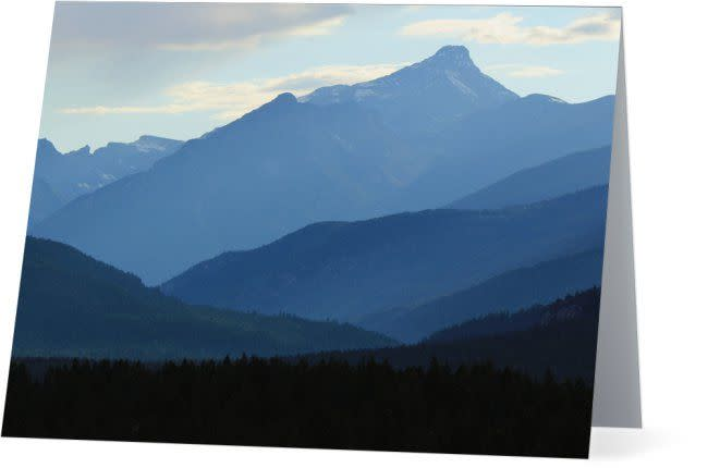 Mt. Nelson, Purcell Mountain Range, Invermere, BC