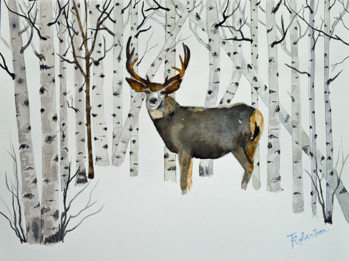 Early Winter Buck