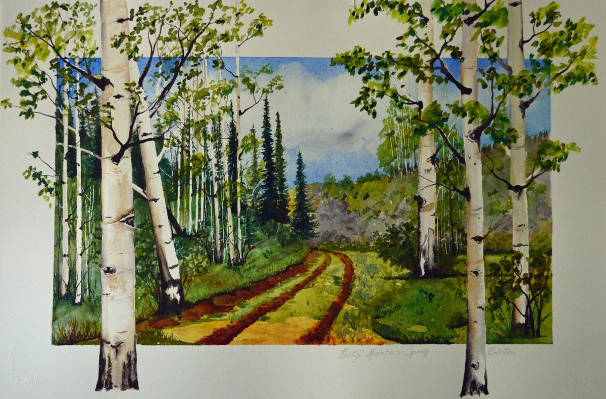 """""""Rocky Mountain Spring"""""""