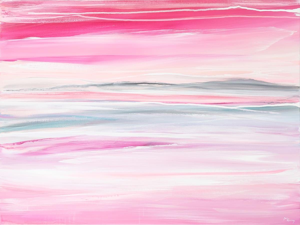 Pink Skies Ahead by Dana Mooney