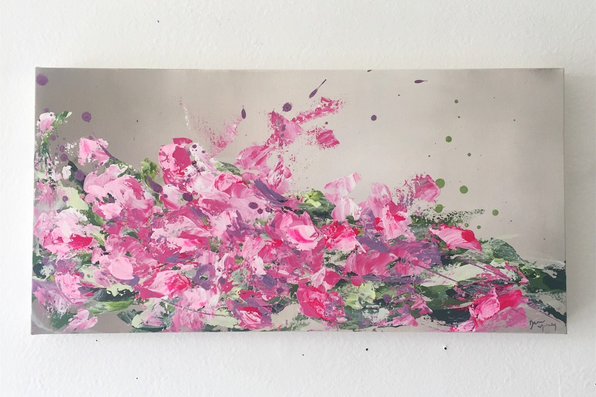 Tulip Bundles by Dana Mooney