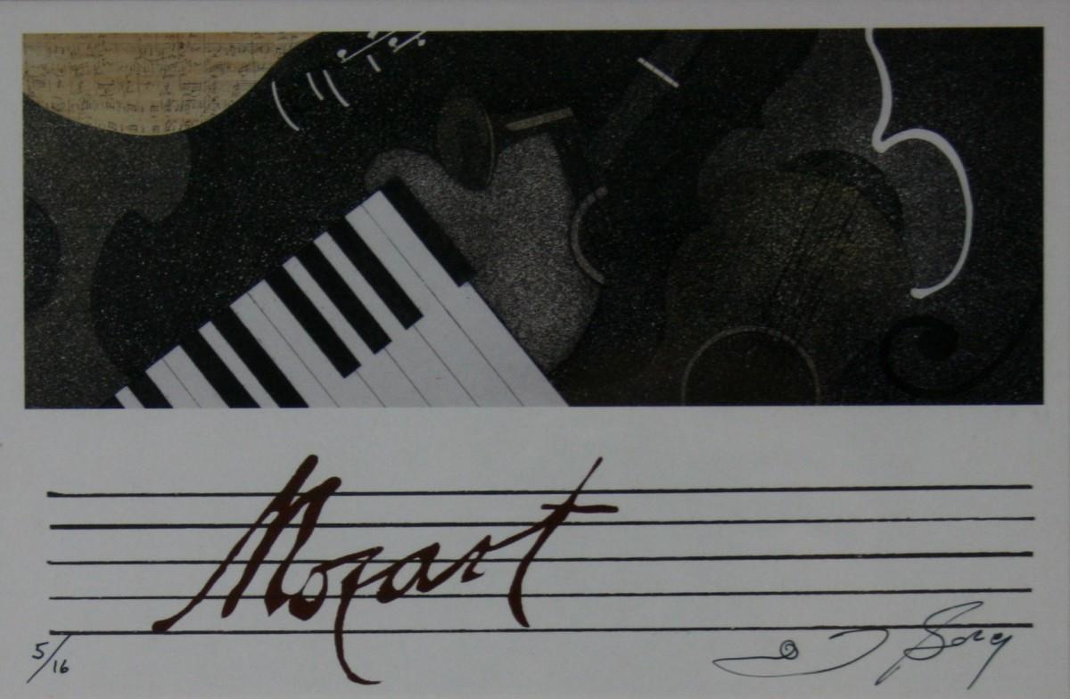 [Mozart] by Joe Borg