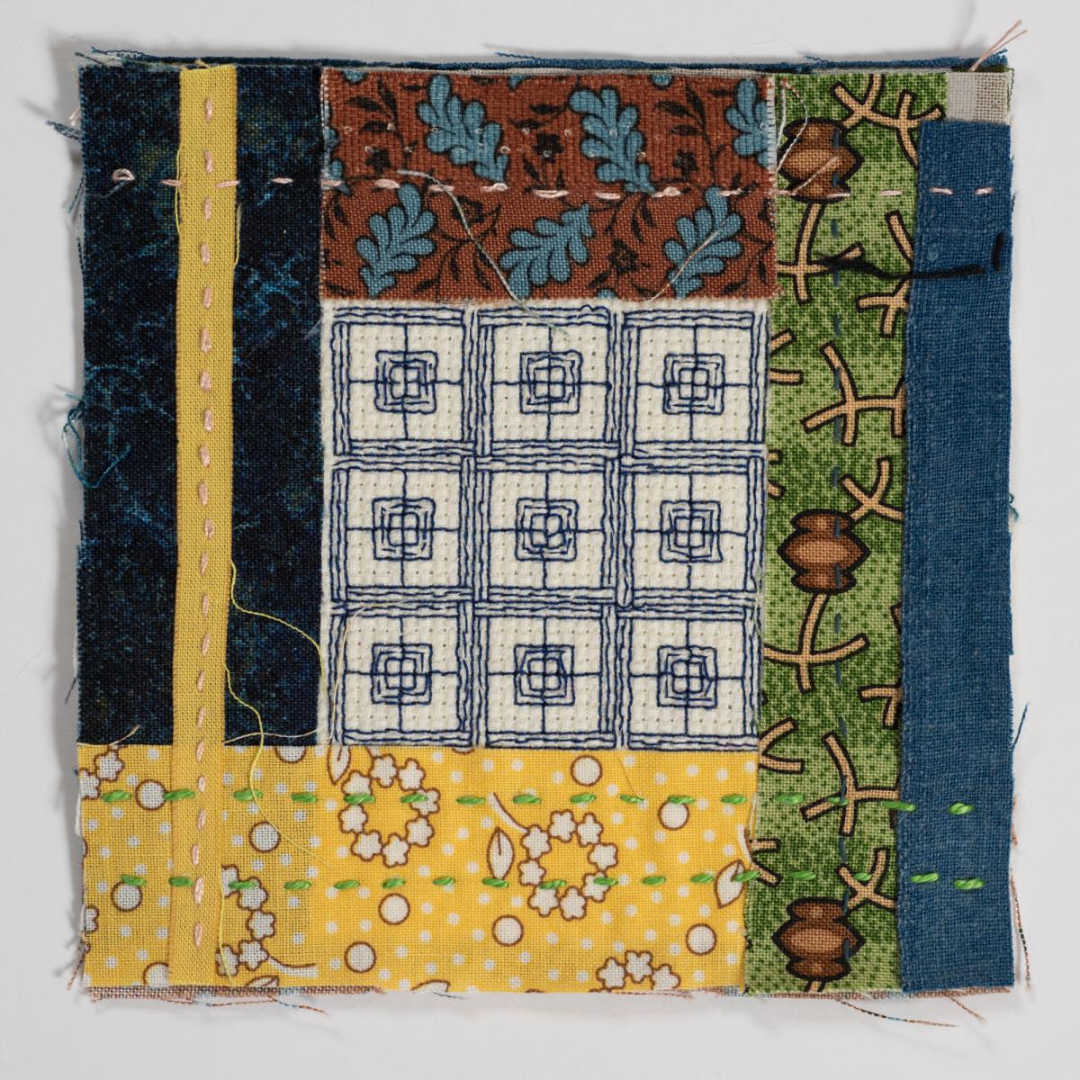 Land Parcel 10 by Helen Fraser