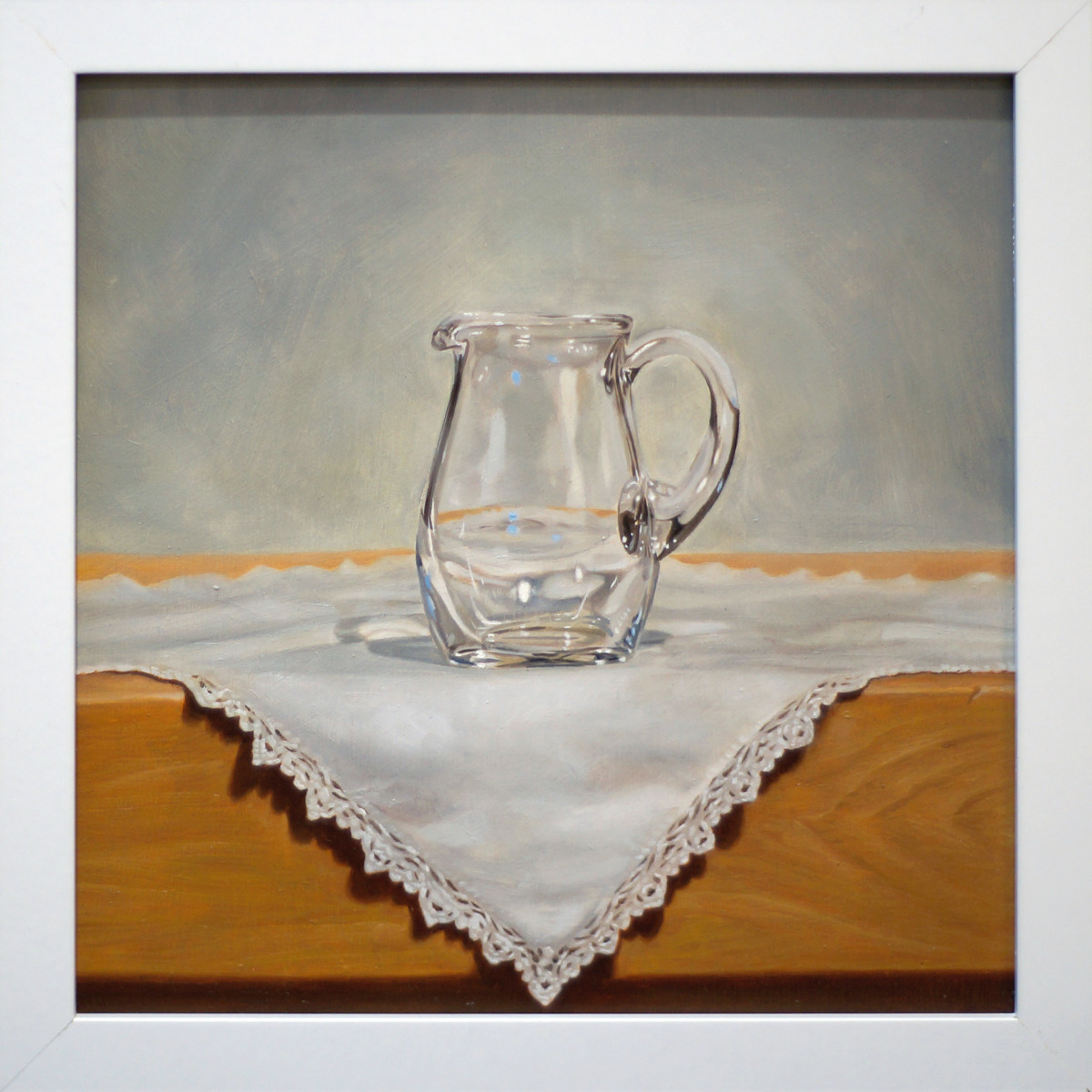 Glass Jug by Daevid Anderson