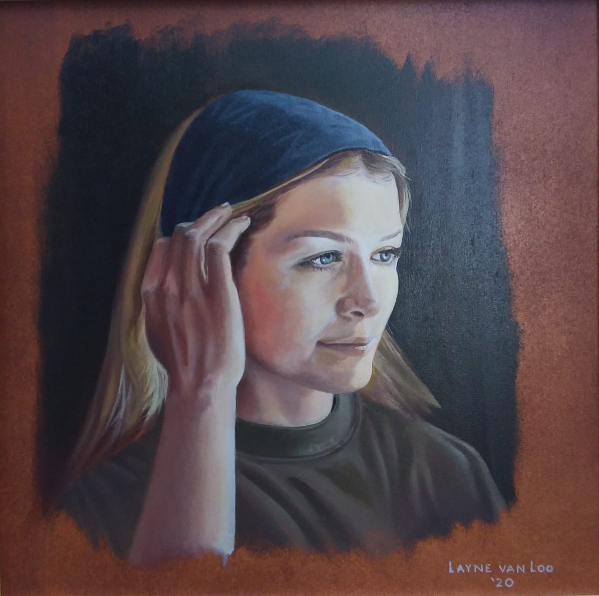 """""""Chloe"""" by Layne van Loo"""