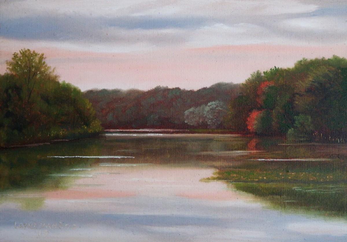 """""""A Tinge of Fall"""" by Layne van Loo"""
