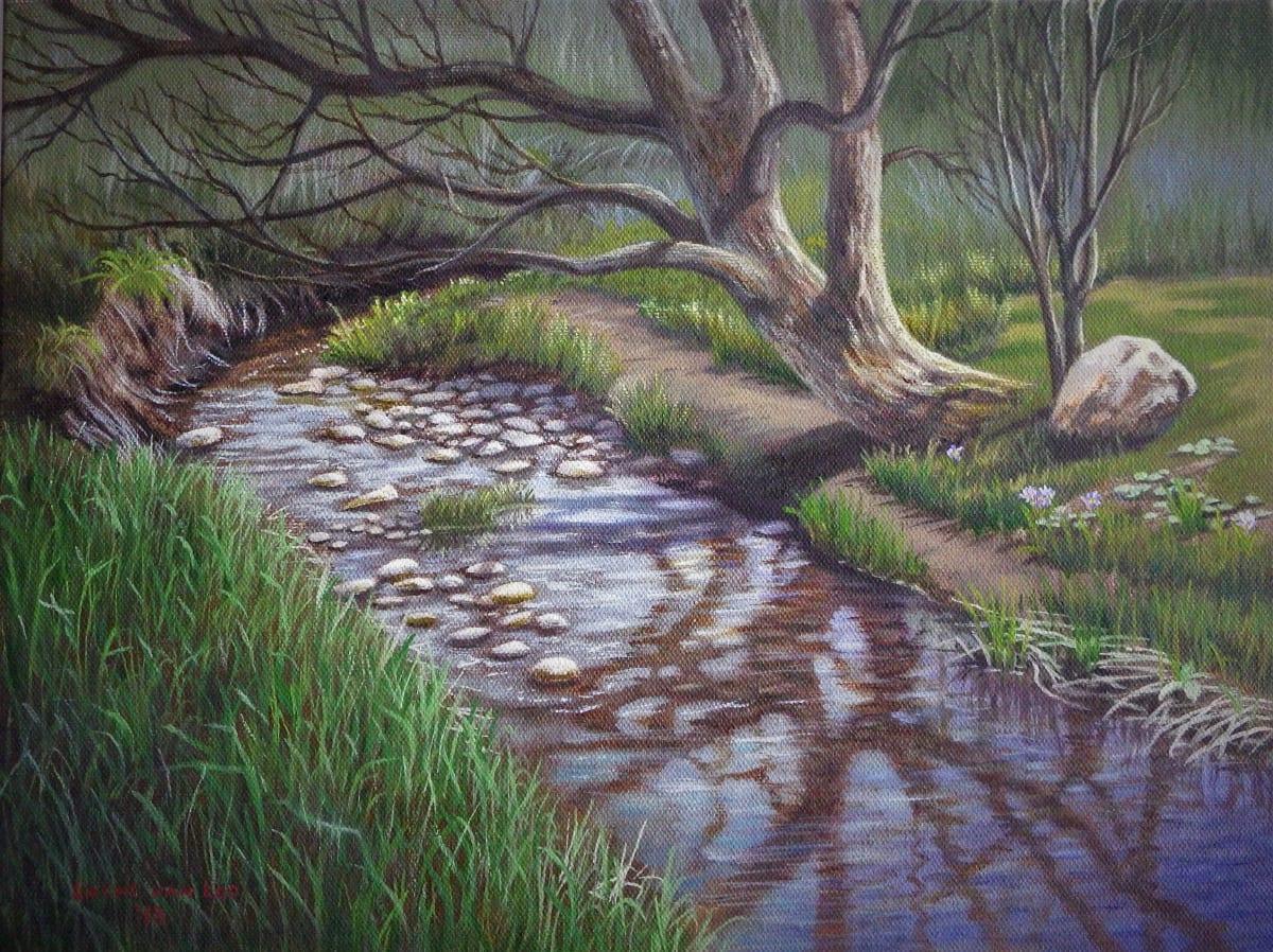 """Crocus Creek"""