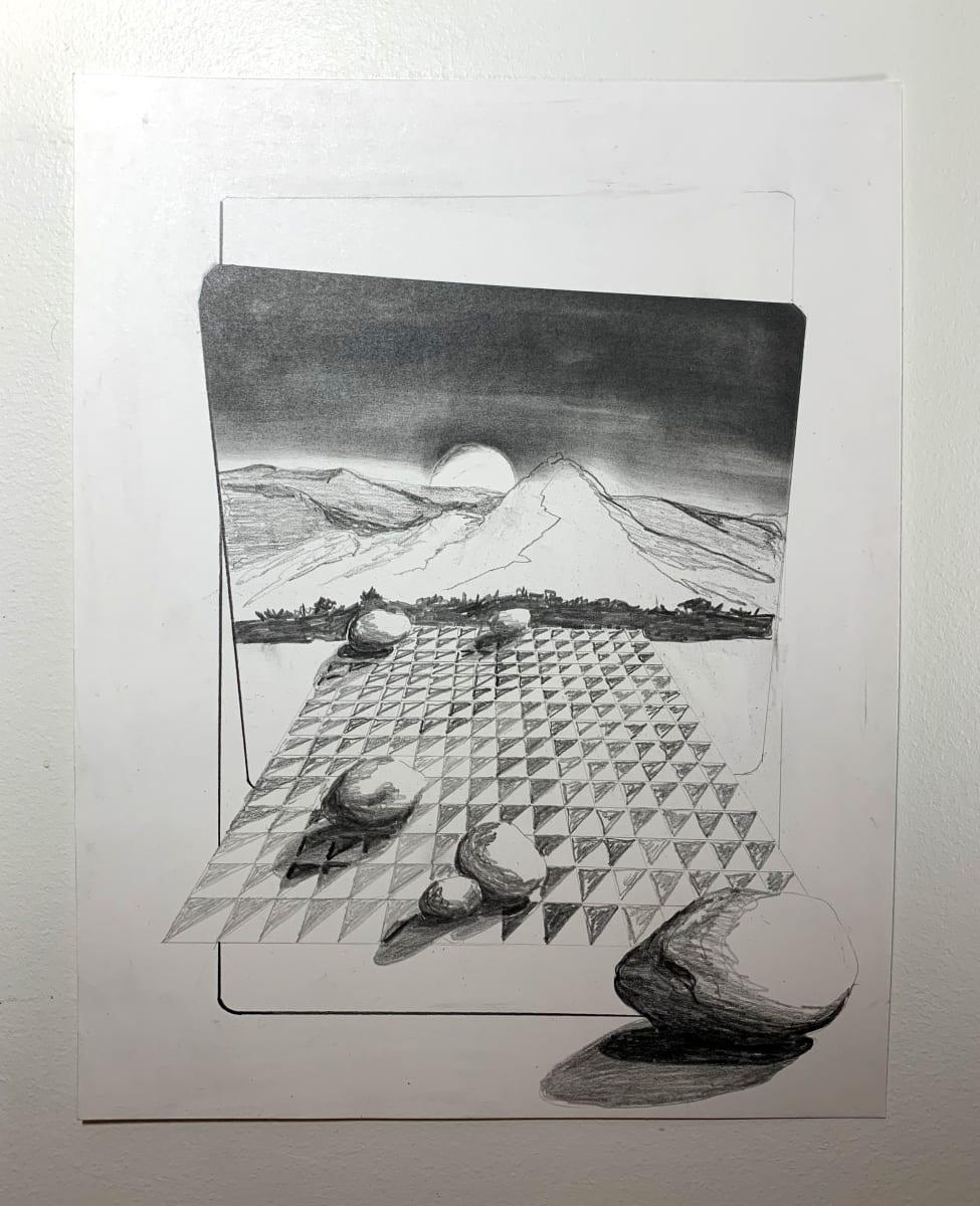 Drawing #20 by Mathew Tucker