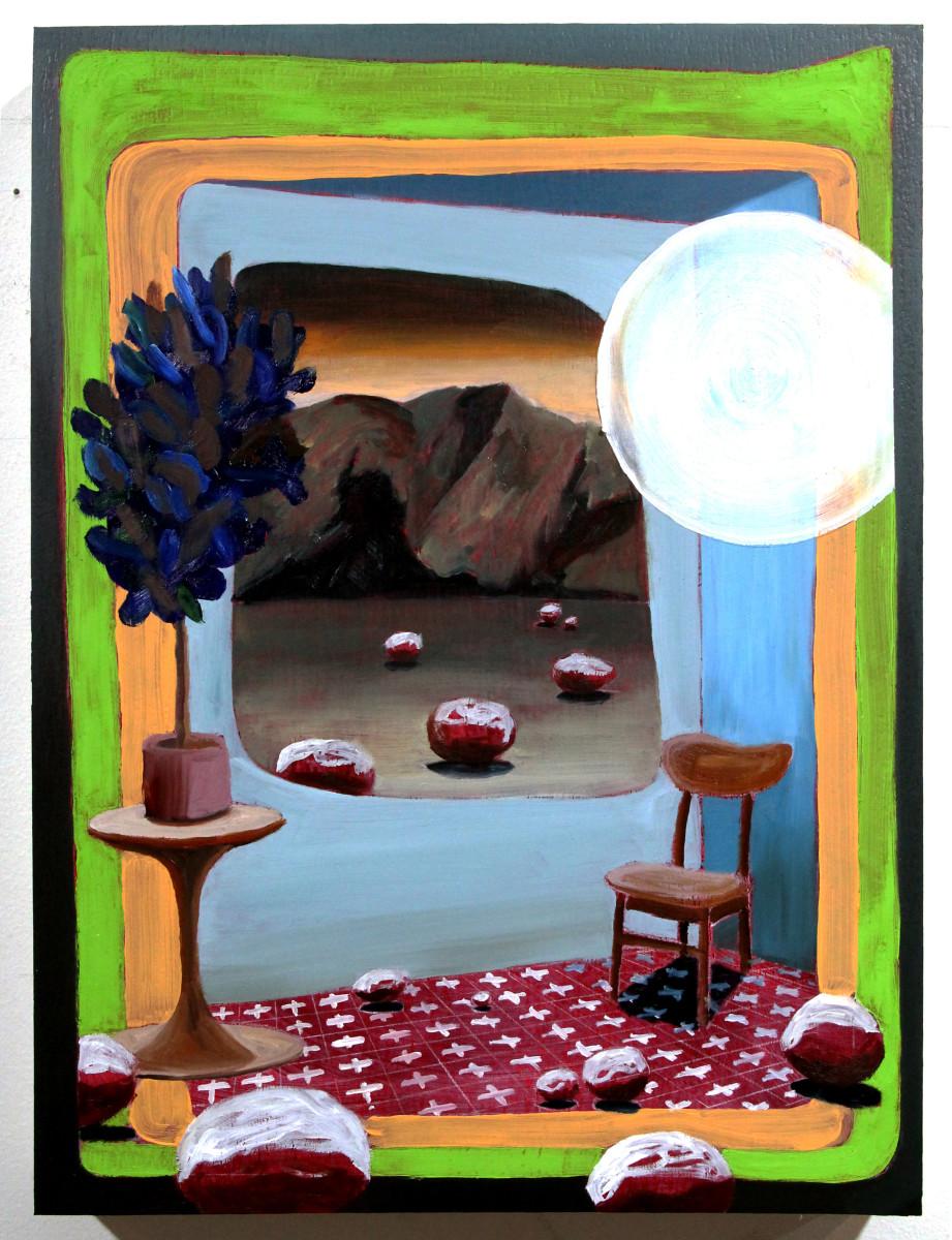 Green Portal by Mathew Tucker