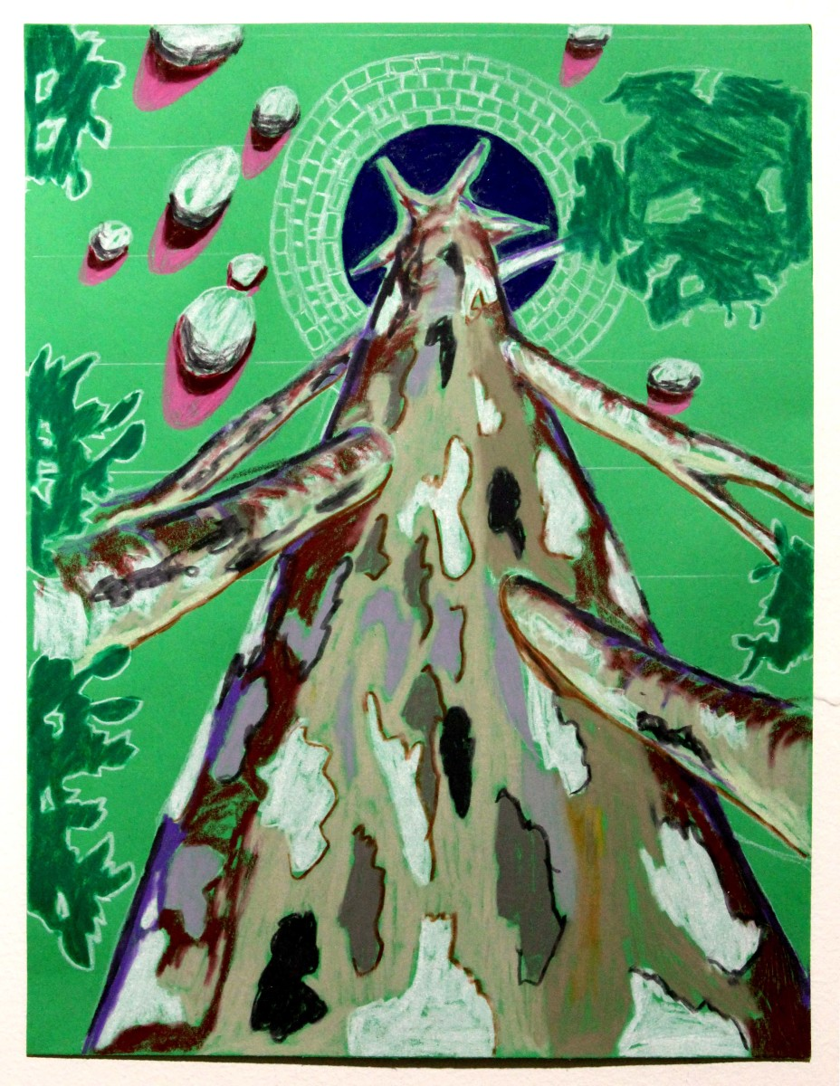 Tree Top by Mathew Tucker